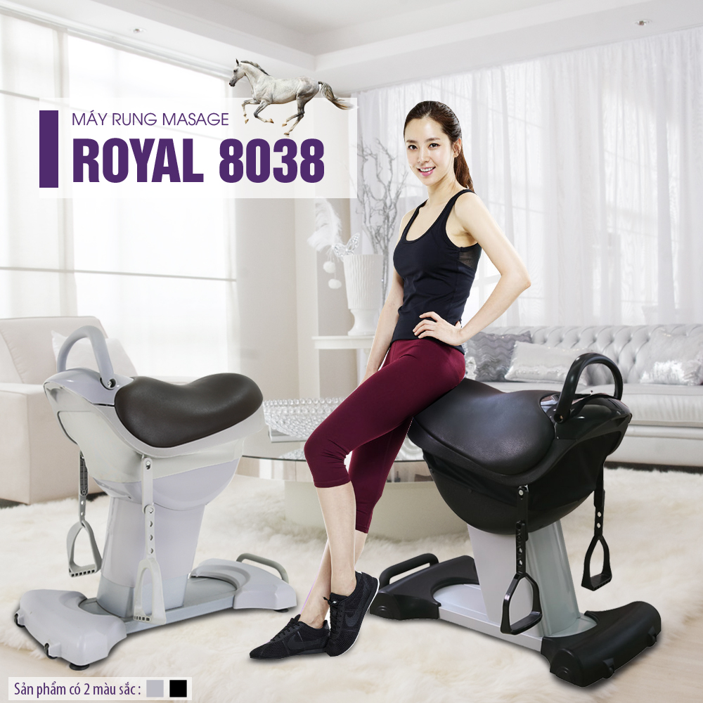 MS Cưỡi Ngựa TV-Platinum Royal-8038