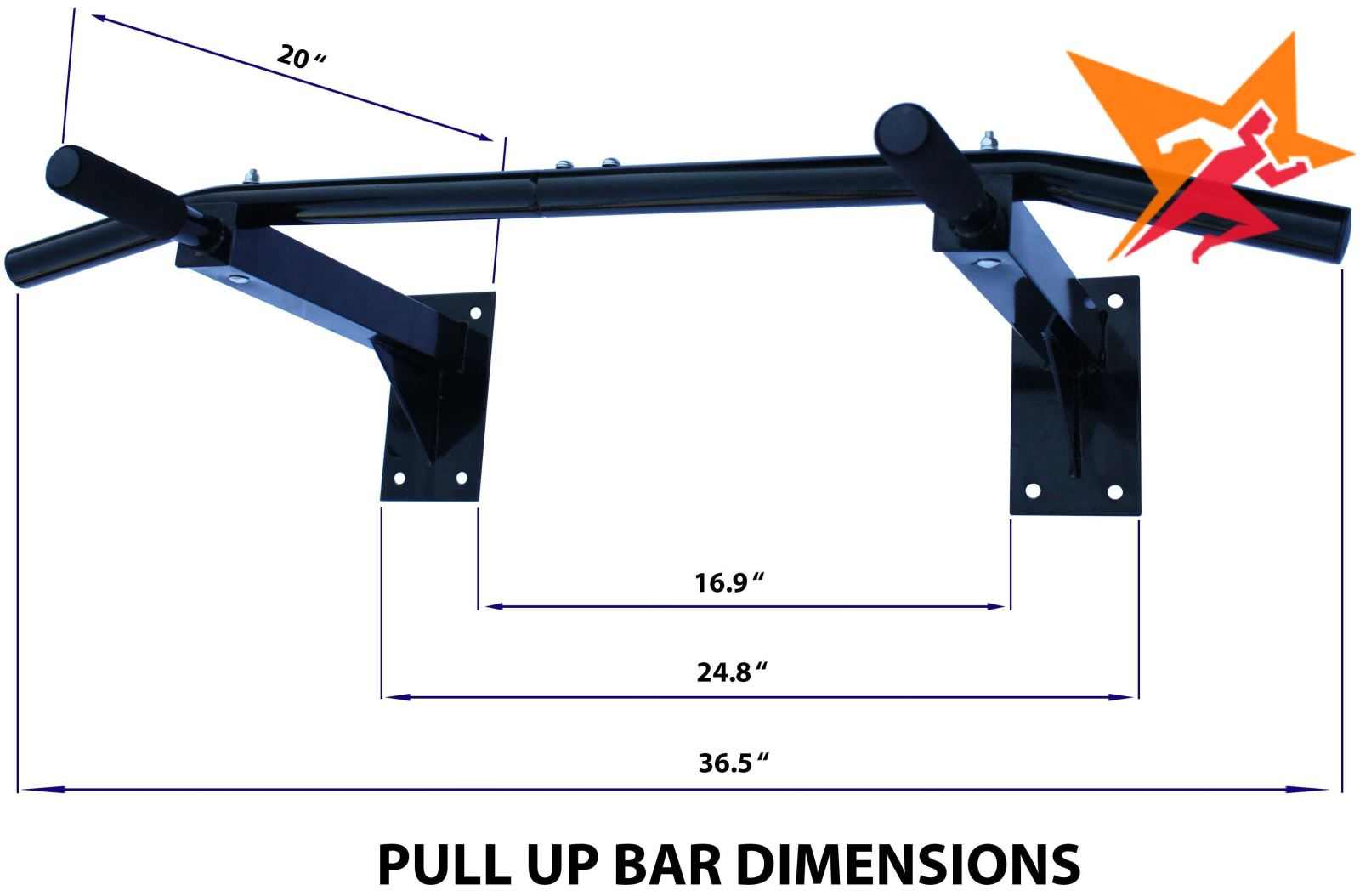 xa-don-wall-pull-up-bar-p90x-gia-re-nhat-thi-truong