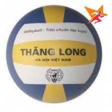 Quả bóng chuyền Thăng Long tập luyện 3 màu chất lượng giá rẻ