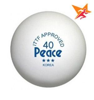Quả bóng bàn Peace 3 sao chất lượng chính hãng giá rẻ nhất