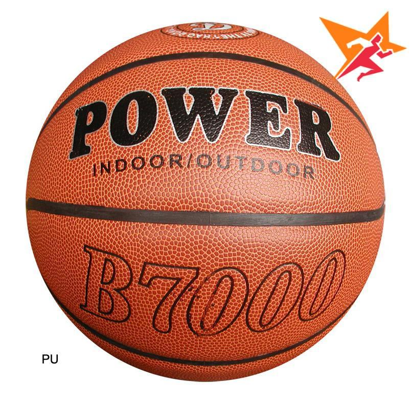 Quả bóng rổ Động Lực số 7 da PU B7000