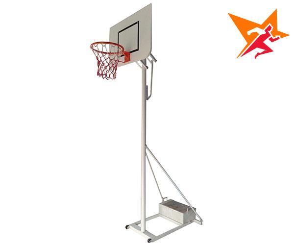 Trụ bóng rổ học sinh dành cho trường học chất lượng giá rẻ